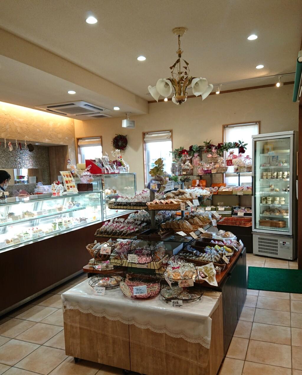 マロニエ 洋菓子 店