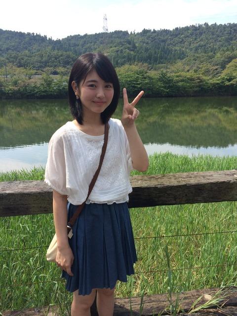 【画像】浜辺美波ちゃんがオーディション応募時に送った写真、可愛すぎる
