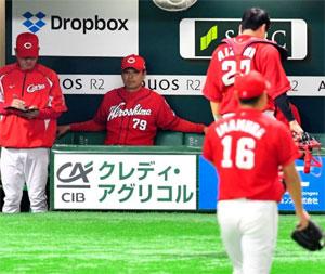 【日本S第四戦】広島ファン集合【敗戦】10/31
