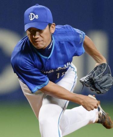 【GIF有】41歳でツーベース打つ投手コーチ【ハマの番長】