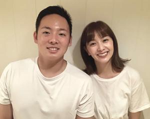 楽天 松井裕樹と石橋杏奈、結婚