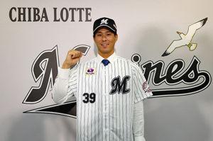 【悲報】岡大海さん、ロッテに移籍後4打席でたったの1スイング