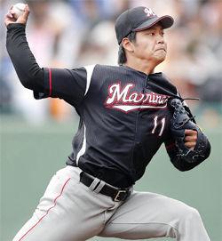 【悲報】ロッテの黄金ルーキー佐々木千隼さん、ストレート空振り率0.90%・・・・・・