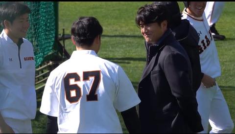 【朗報】高橋由伸さん、笑顔を取り戻す