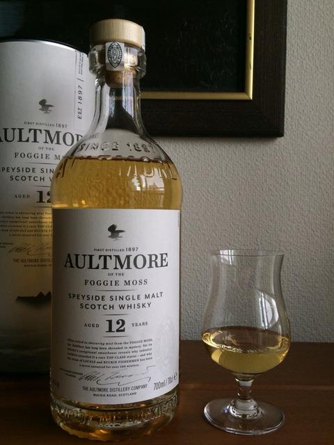 オルトモア12年 46% オフィシャルボトル