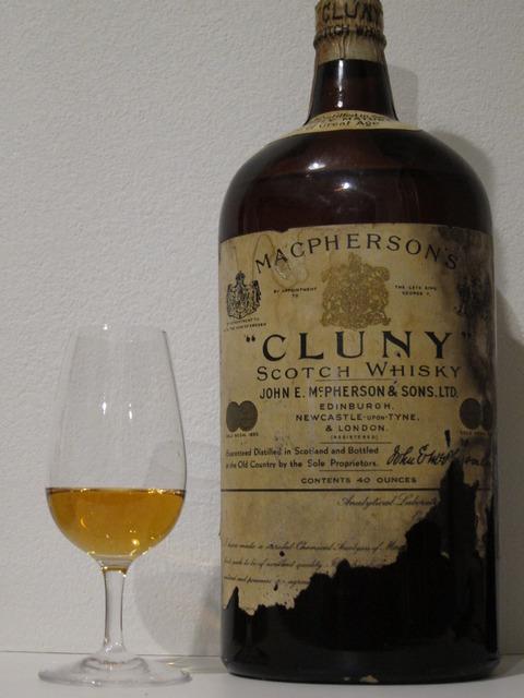 クルーニー  スコッチウイスキー 40% 1947年流通 アメリカ向け