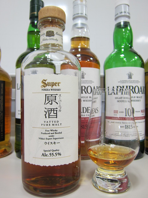 ニッカウイスキー スーパーニッカ原酒 1990年代流通 55.5%
