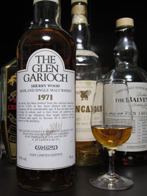 グレンギリー 1971-1997 (26年) サマローリ 43%