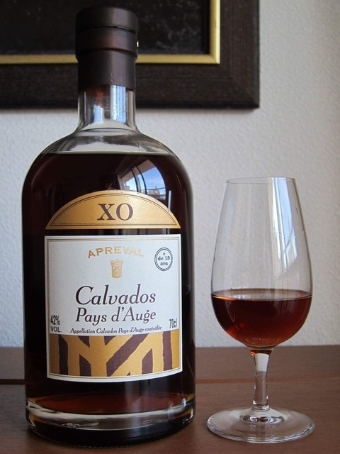 アプルヴァル XO (18〜24年)カルヴァドス 42%