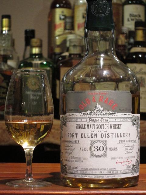 ポートエレン 30年 1979-2010 Old & Rare 52.6%