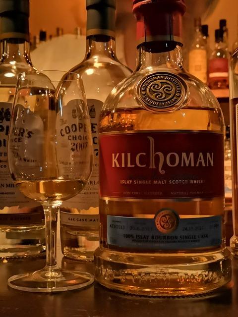 キルホーマン 100%アイラ 6年 2013-2019 秩父ウイスキー祭り向け 58%