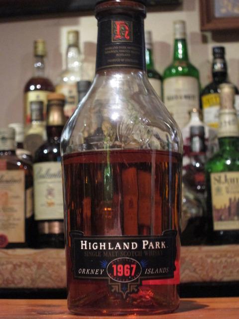 ハイランドパーク 24年 1967-1991 オフィシャル 43%