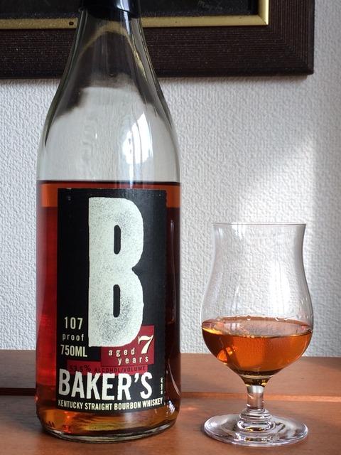 ベイカーズ 7年 107proof ケンタッキーストレートバーボン