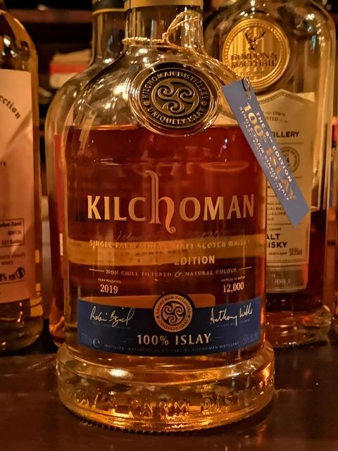 キルホーマン 100%アイラ 9thリリース 50%