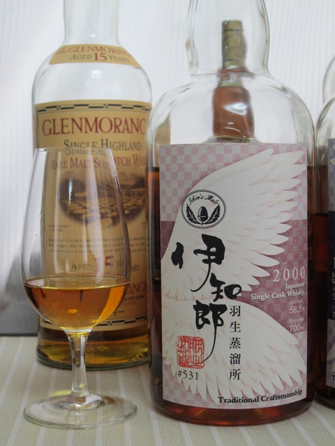 羽生蒸留所 伊知郎 2000-2014 三越伊勢丹 58.5%