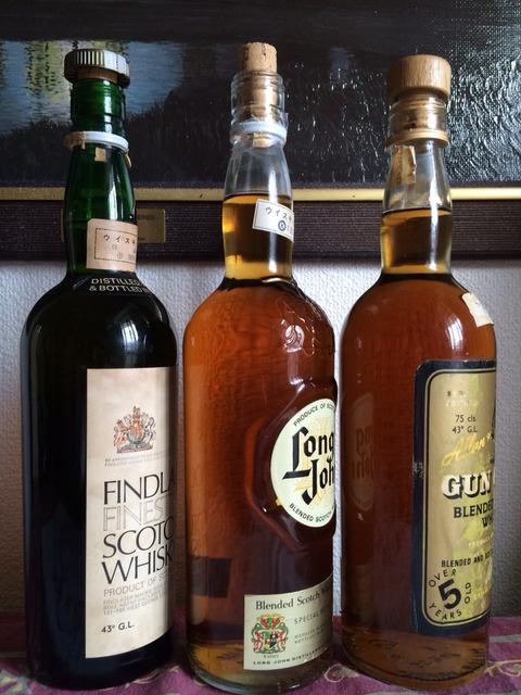 オールドボトルのリスク 状態が悪いウイスキーの対処方法