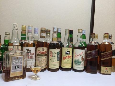 【ご紹介】オールドブレンデッドウイスキーのテイスティング会を主催させて頂きます