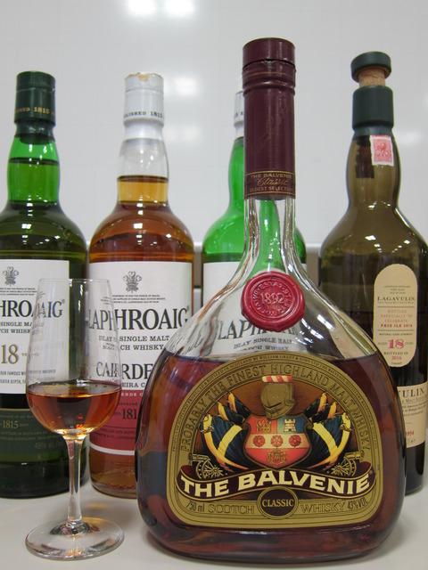 バルヴェニー クラシック 1980年代流通 43% オフィシャルボトル