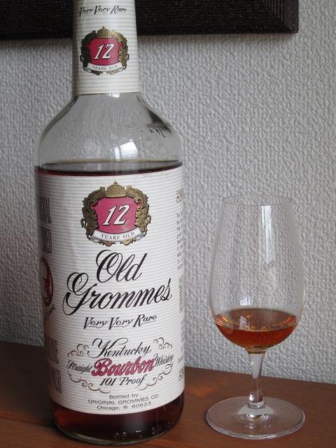 オールドグロームス 12年 101Proof  ウイスキー特級