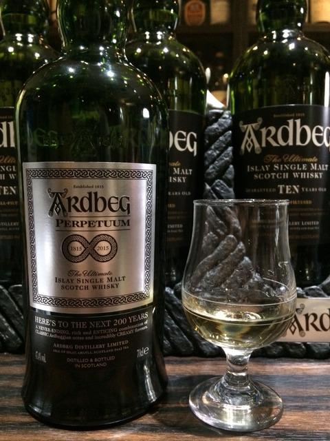アードベッグ・パーペチューム 200周年記念 一般市場向けボトル