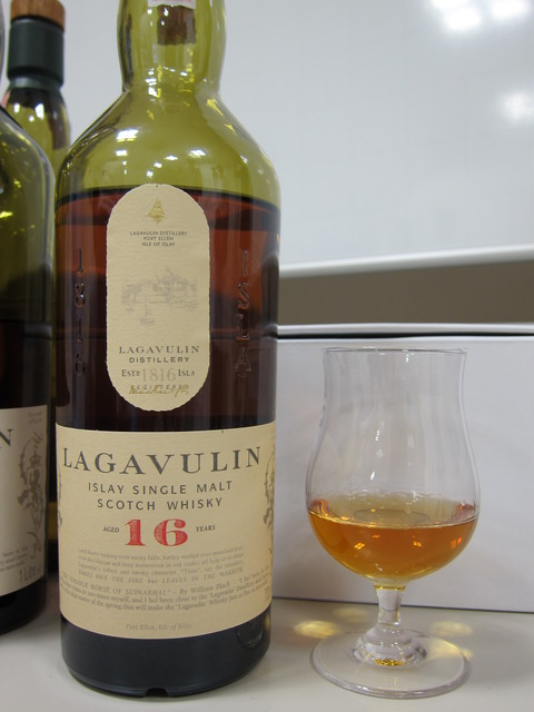 ラガヴーリン 16年 43% オフィシャルボトル 現行品