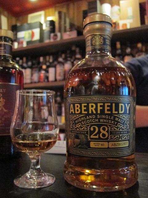 アバフェルディ 28年 40% オフィシャルボトル