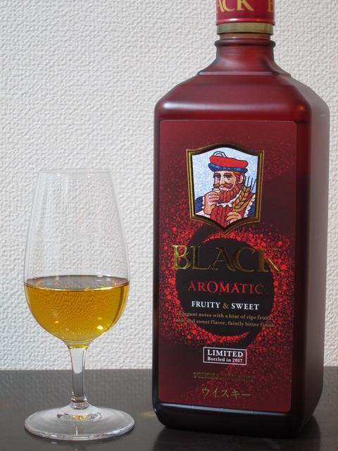 ブラックニッカ アロマティック フルーティー&スウィート 40% ニッカウイスキー
