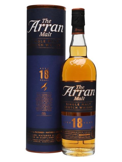 最近試飲したボトルから アラン18年、ノッカンドゥー15年、キルホーマン7年