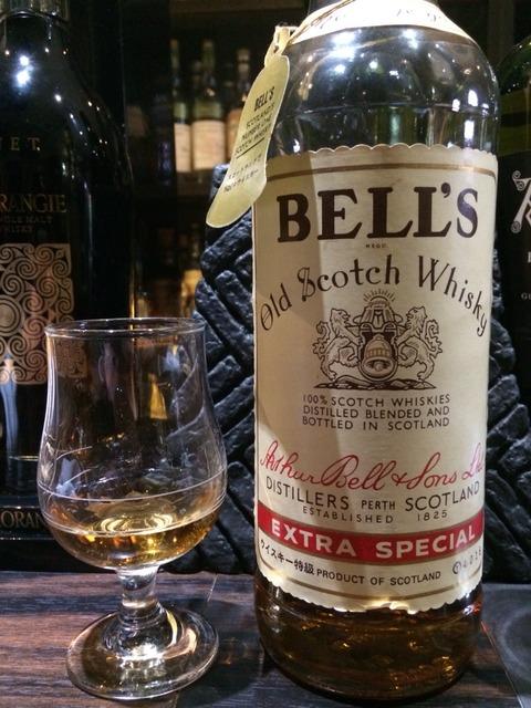 ベル エクストラスペシャル 1980年代流通 ウイスキー特級