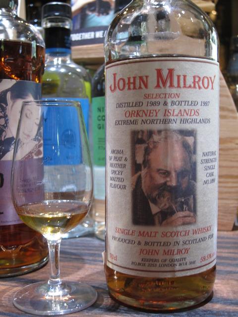 スキャパ 8年 1989-1997 ジョンミルロイ セレクション 59.5%
