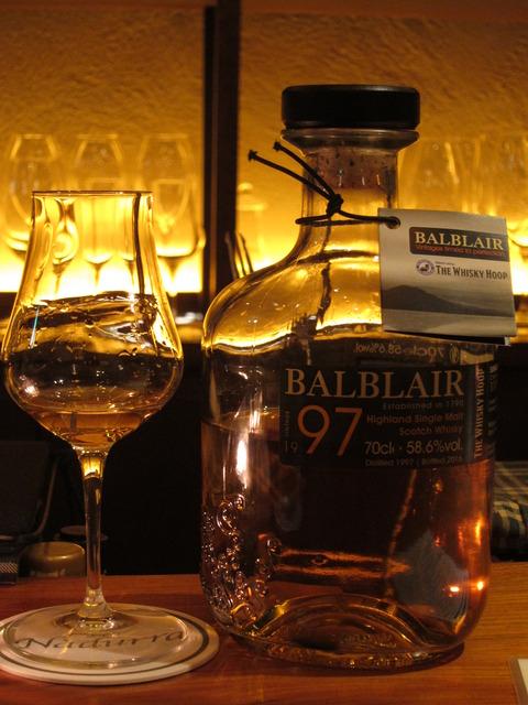 バルブレア 19年 1997−2016 ウイスキーフープ 58.6%