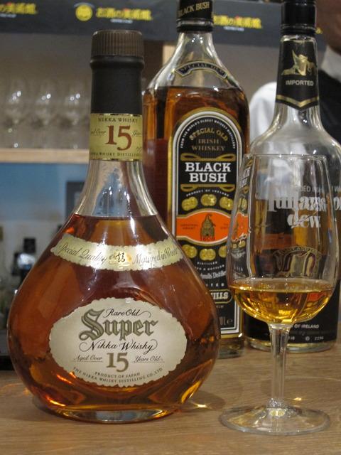 スーパーニッカ 15年 ニッカウイスキー 43%