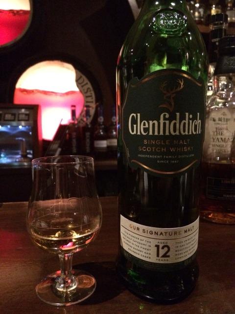 グレンフィディック12年 オフィシャルボトル 2015年リニューアル品