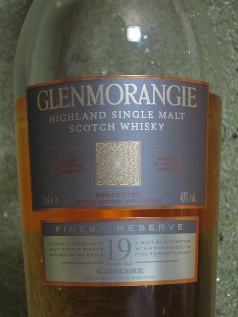 グレンモーレンジ 19年 ファイネストリザーブ 43%