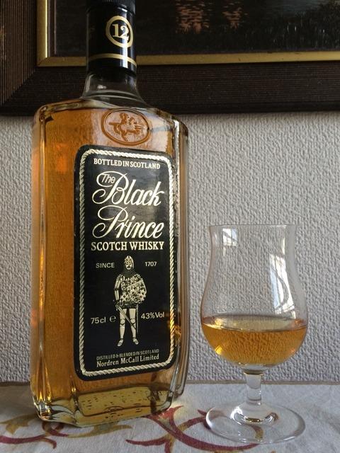 ブラックプリンス 12年 1980年代流通
