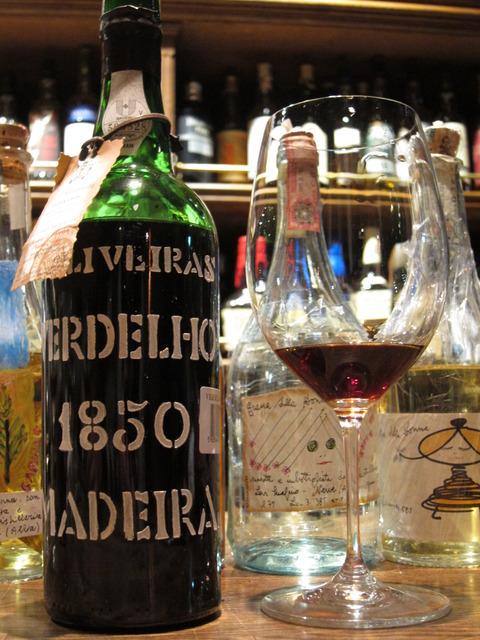 マディラ ヴェルデーリョ ヴィンテージ 1850 ペレイラ・ドリヴェイラ