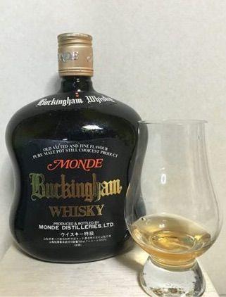 モンデ酒造 バッキンガム 43% 特級表記 ブラインド