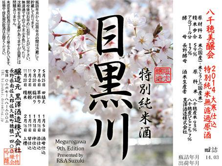 目黒川(桜)