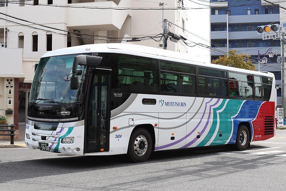 バス画像保管庫 : 名鉄バス中部 ...