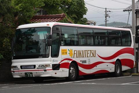 バス画像保管庫 : 福井鉄道 392