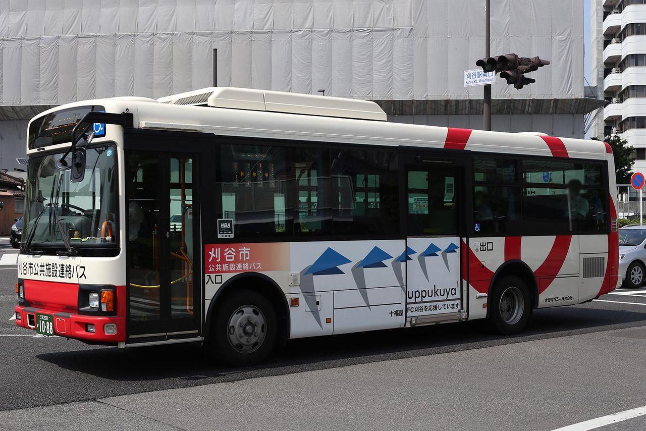 大興タクシー 1088 : バス画像保管庫