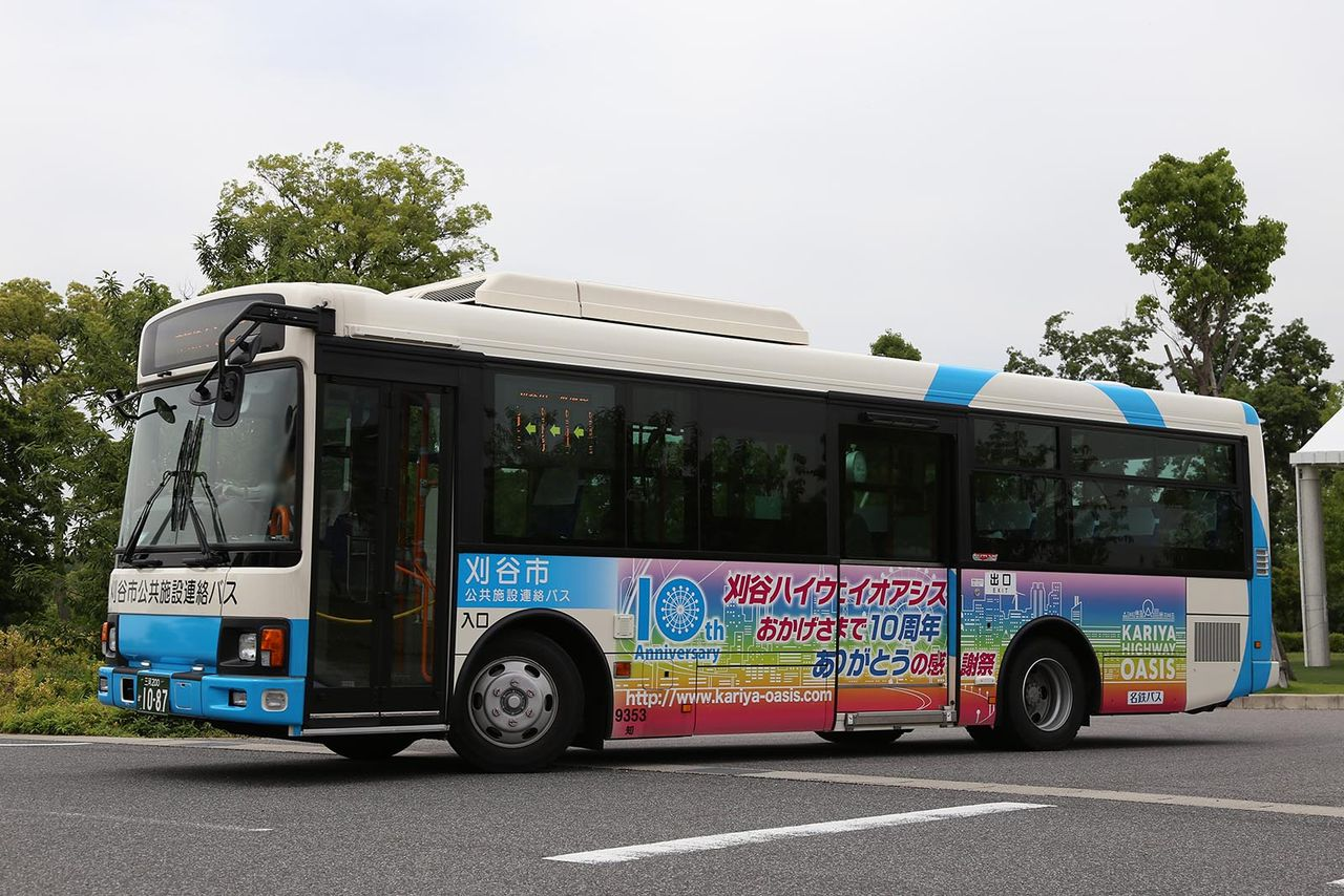 名鉄バス 9353 : バス画像保管庫