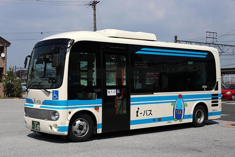 名鉄バス 0504 : バス画像保管庫