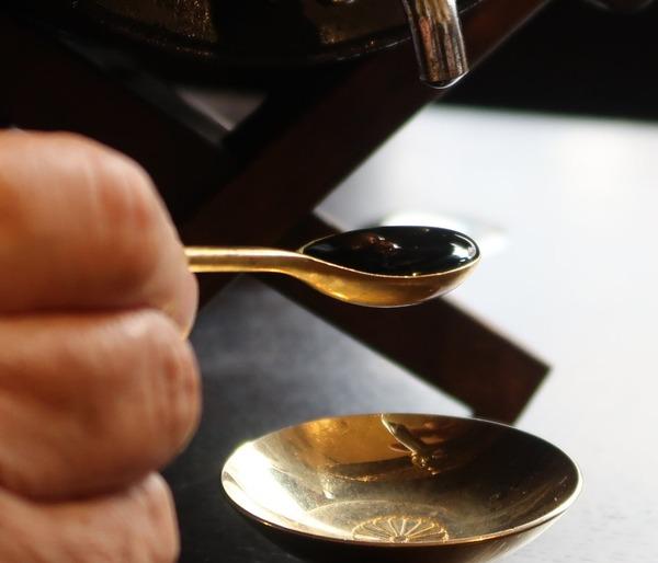 コーヒースプーン一杯¥2000の氷温樽熟成コーヒー!【THE MUNCH(ザ ...