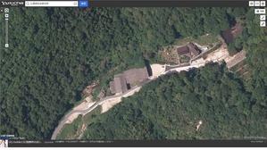 23 ヤフー地図 建物 アップ 影が長い