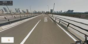 南西 東京湾を臨む