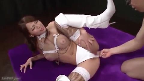 【希咲エマ】アナルで感じまくるスケベ巨乳ギャルの濃密フェラがエロすぎボッキ不可避www