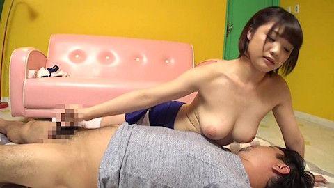 【雛菊つばさ】ロリカワ巨乳美人娘がめちゃくちゃおっぱいを押し付けてくる授乳手ヌキで大量ザーメン発射www