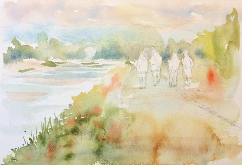 27京都の風景(修学旅行)2