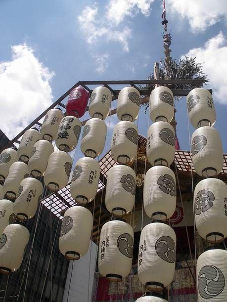 2011年7月14日祇園祭 宵々々山の日中取材 写真盛りだくさんでお送りいたしま~す♪
